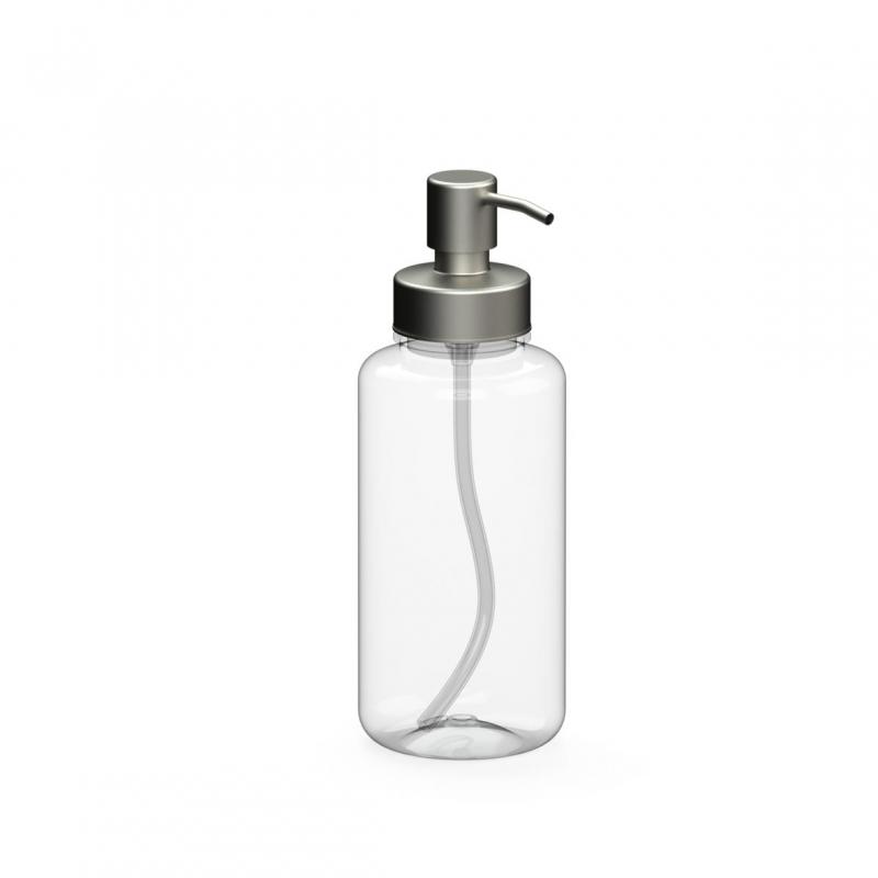 Seifenspender Superior 0,7 l, klar-transparent