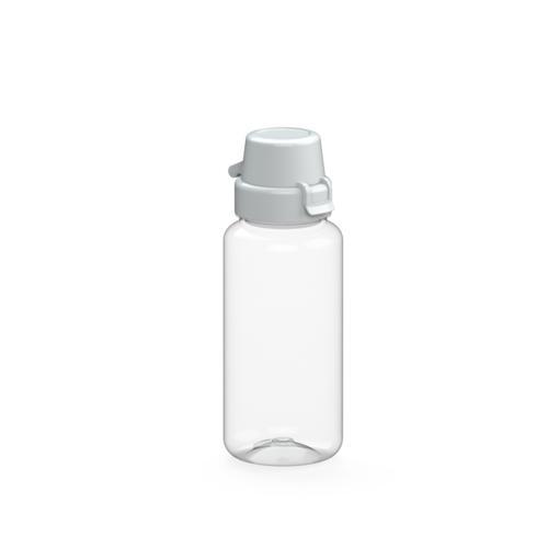 Trinkflasche School klar-transparent 0,4 l