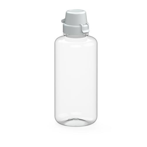 Trinkflasche School klar-transparent 1,0 l