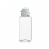 Trinkflasche School klar-transparent 0,7 l